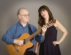 George Sawyn and Katie Lott Schnorr