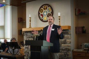 Rev. Dr. Tony Larsen